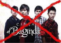 """inilah most-wanted band masa kini... khkehkeh"""